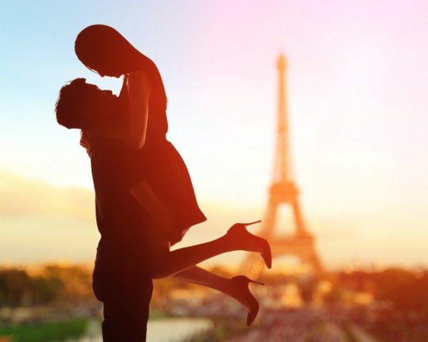Paris eiffel romanticismo