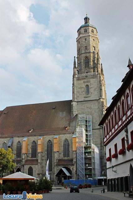 nordlingen_st_george_church