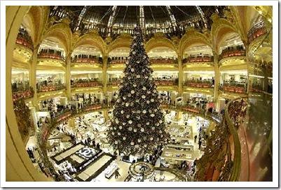 navidad en Paris