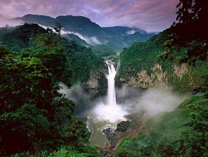 Ecuador, Amazonas