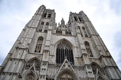 La catedral de Bruselas
