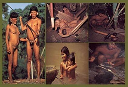 comunidad huaorani