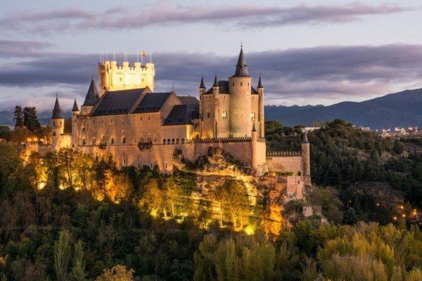 Excursiones desde madrid segovia alcazar