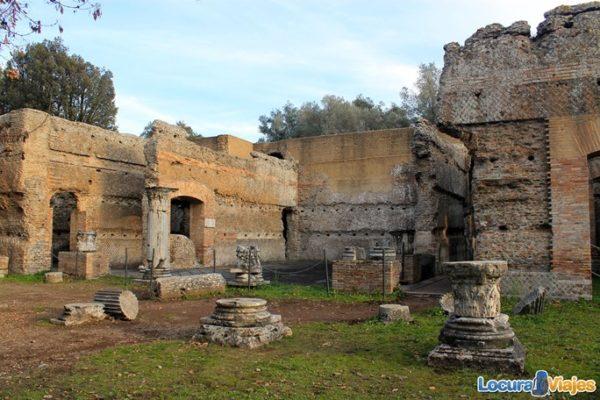 villa-adriana-tivoli-triclino-imperiale