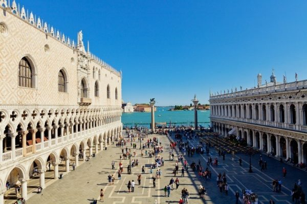 Que ver venecia palacio ducal