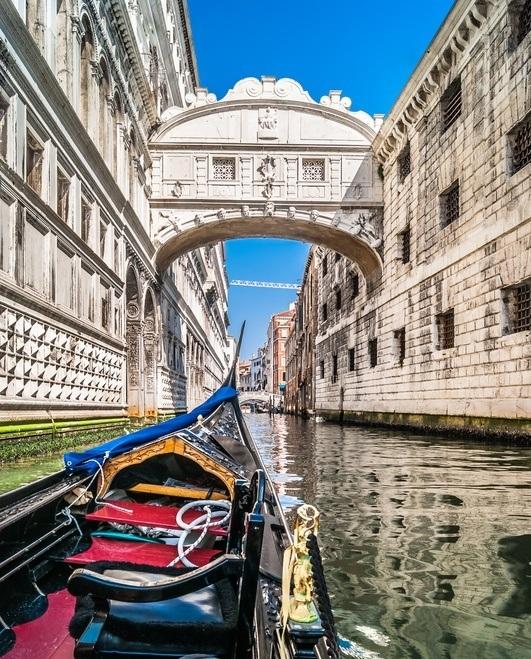 Que ver venecia puente suspiros