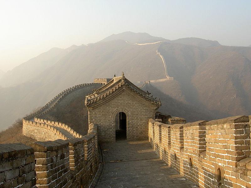Pékin muralla china Mutianyu