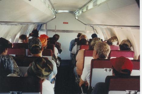 Charter flight to Cannipiscou