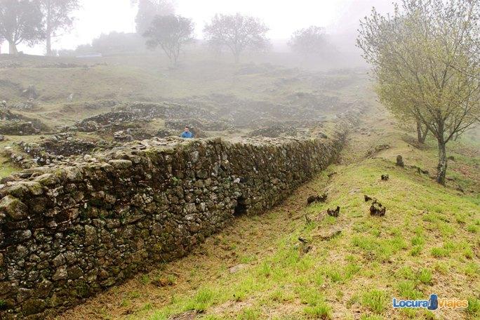 muralla castro santa tecla