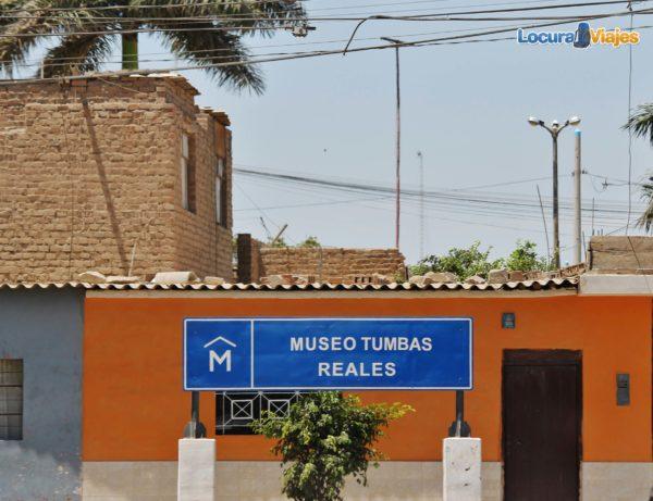 museo tumbas reales peru