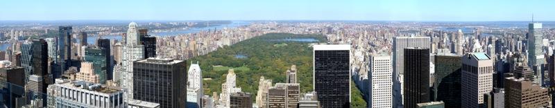 vistas New_York desde Rockefeller