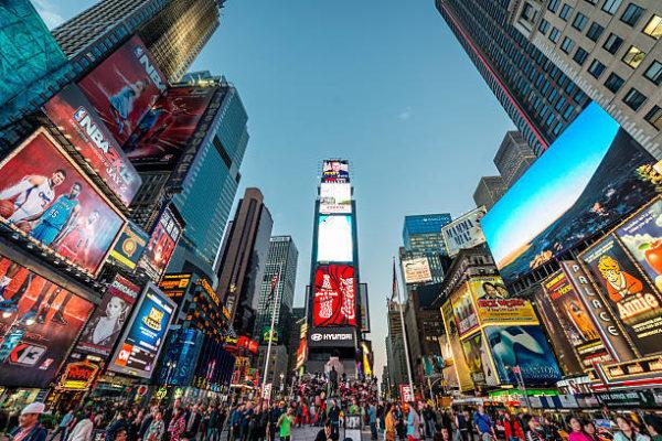 Que ver en nueva york en 7 dias times square