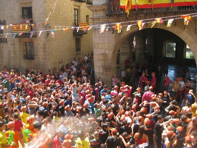 Calendario Fiestas De Pueblos En España Locuraviajes Com