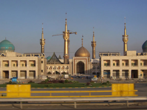 Mausoleo del Imam Jomeini