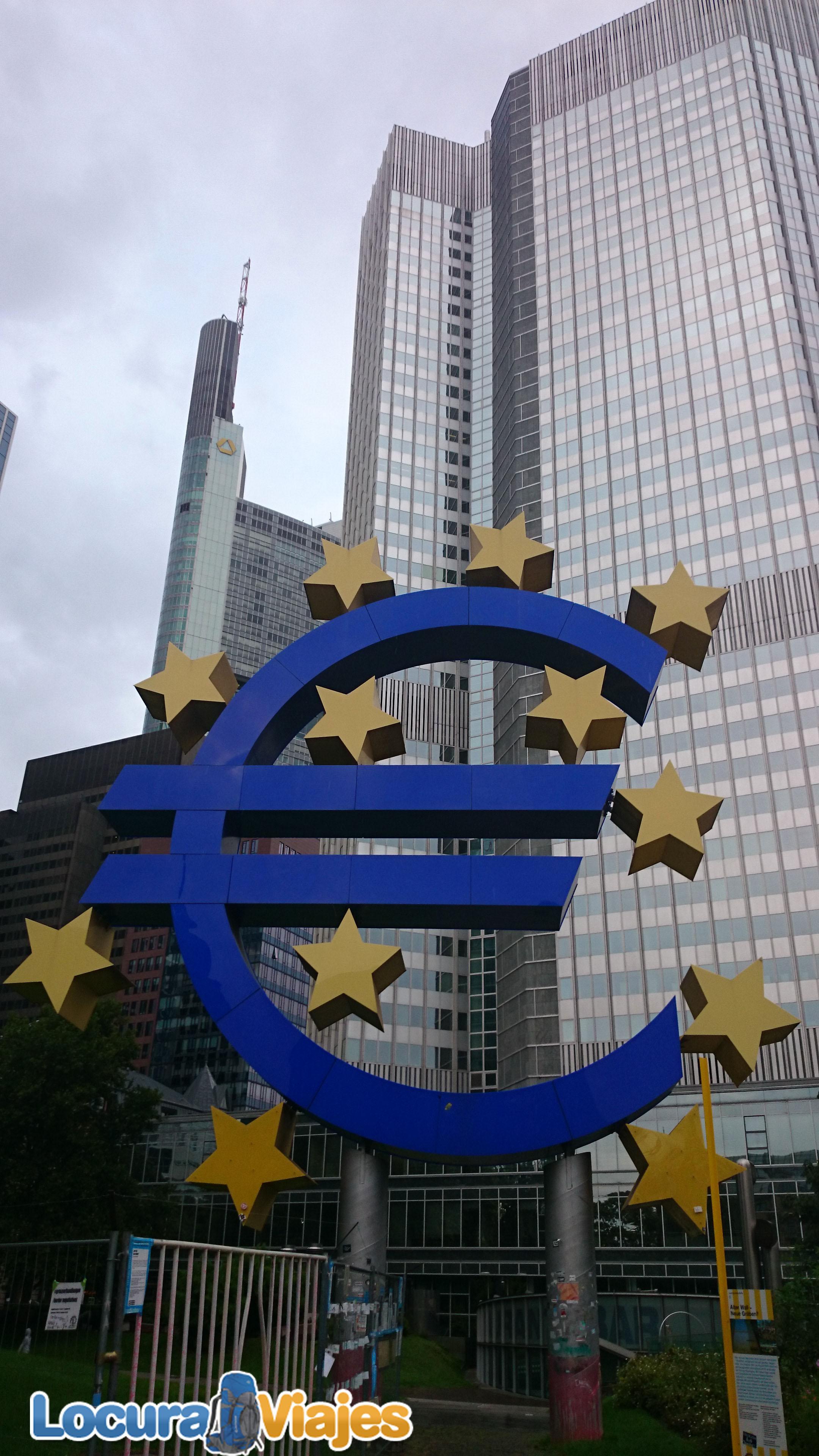 frankfurt banco monetario europeo