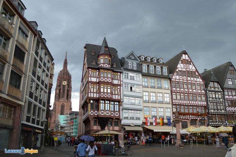 frankfurt casco historico