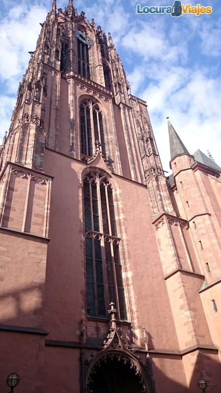 frankfurt catedral