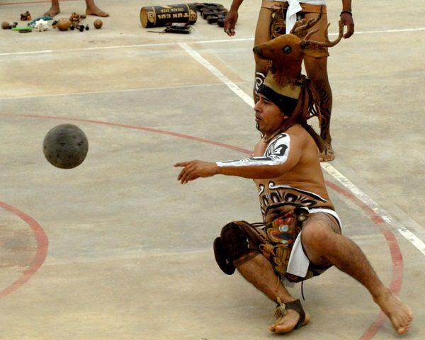 reglas pelota maya