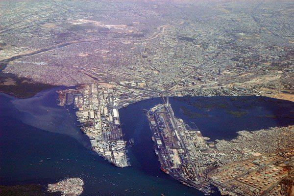 Puerto de Karachi