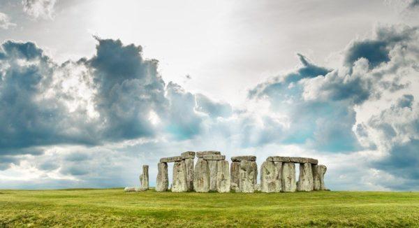 Lugares populares reino unido Stonehenge