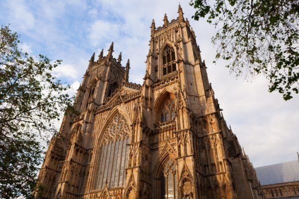 Lugares populares reino unido catedral york