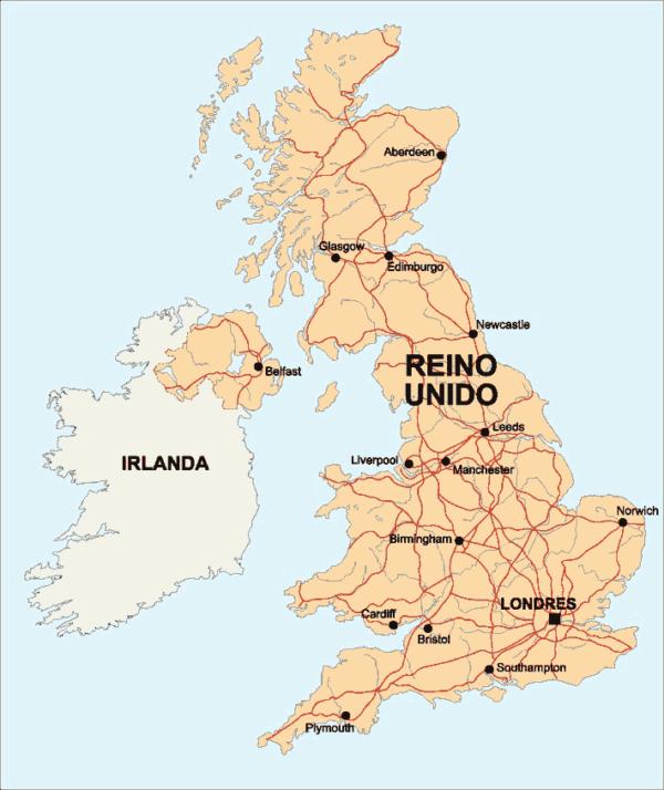 requisitos-viajar-reino-unido-mapa