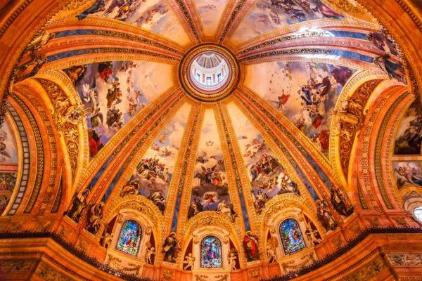 Guia madrid basilica francisco el grande