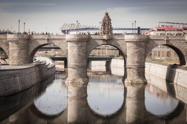Guia madrid puente toledo