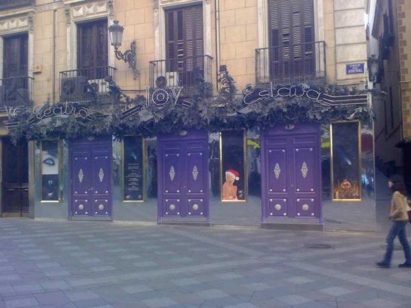 Halloween en las discotecas de Madrid Joy Eslava