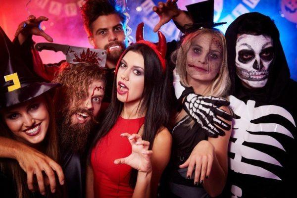 Halloween en las discotecas de Madrid ambientes tematicos