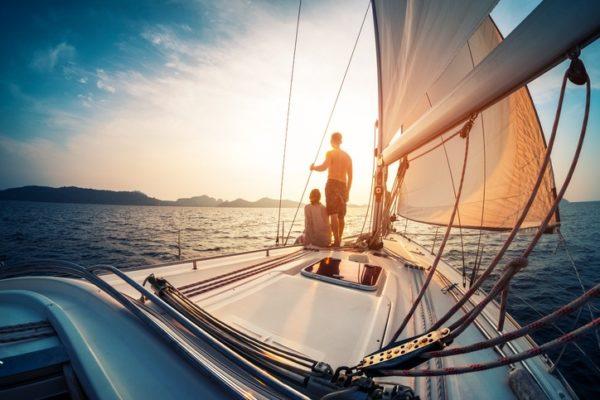 Alquiler velero