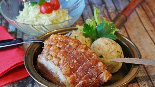 Que se come en alemania gastronomia tipica Schweinebraten