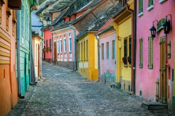 Transilvania turismo de leyenda en rumania Sighisoara