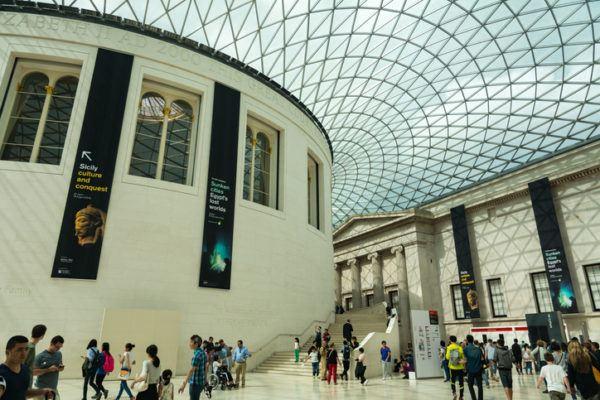 Museos londres museo britanico