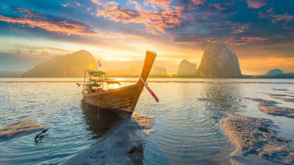 Las mejores rutas para hacer por el sur de asia sur tailiandia
