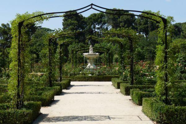 que-hacer-en-madrid-con-ninos-jardin-botanico-istock