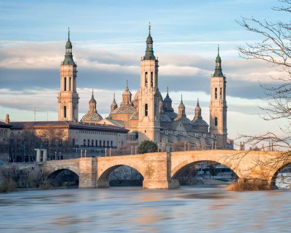 ciudades-mas-visitadas-de-espana-zaragoza-istock