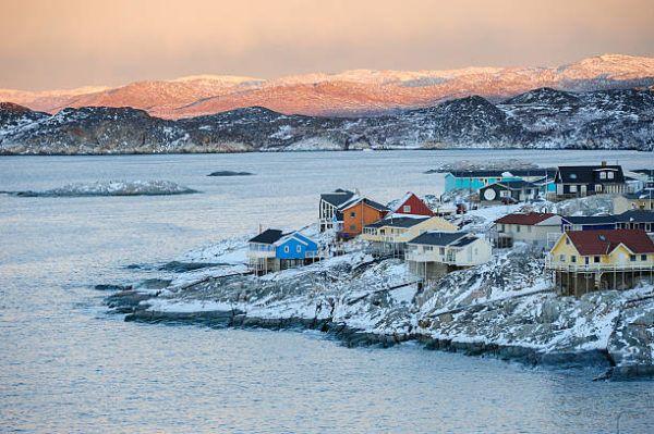 Los patrimonios europeos de la unesco Ilulissat