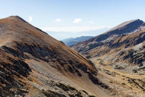 Los patrimonios europeos de unesco Parque Nacional de Pirin