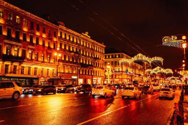 Los patrimonios europeos de unesco San Petersburgo