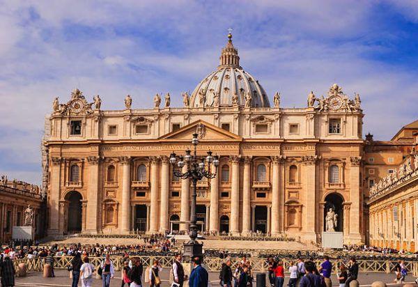 Roma monumentos historicos y como visitarlos CIUDAD VATICANO
