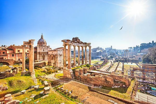 Roma monumentos historicos y como visitarlos FORO ROMANO