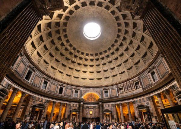 Roma monumentos historicos y como visitarlos PANTEON