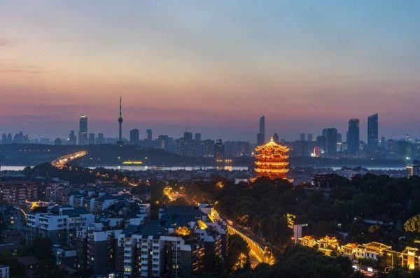 Conociendo Wuhan (China)