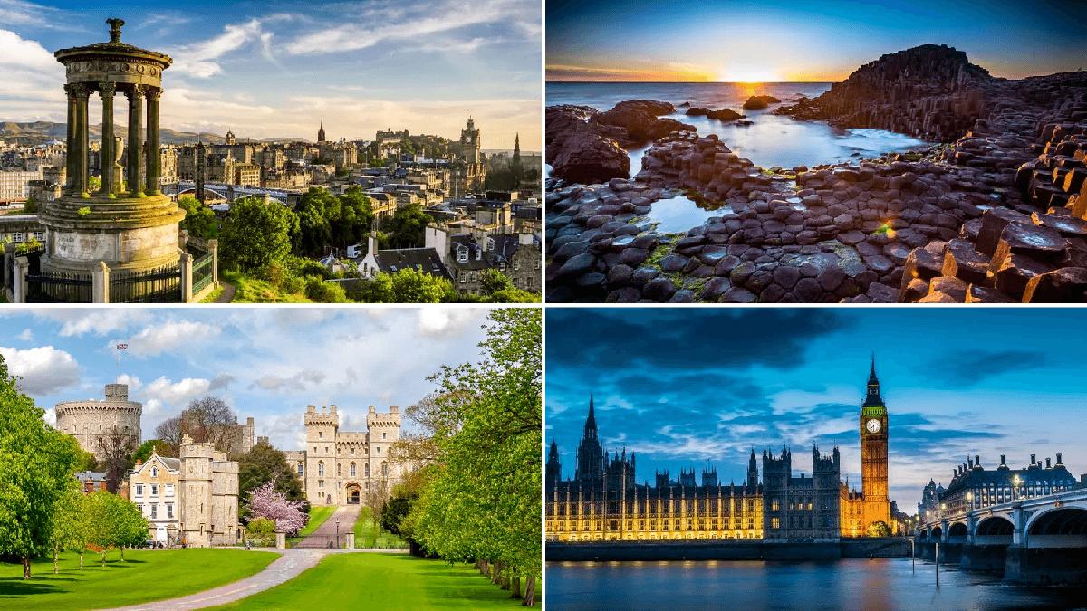 Los 20 Lugares Más Populares Del Reino Unido Locuraviajes Com