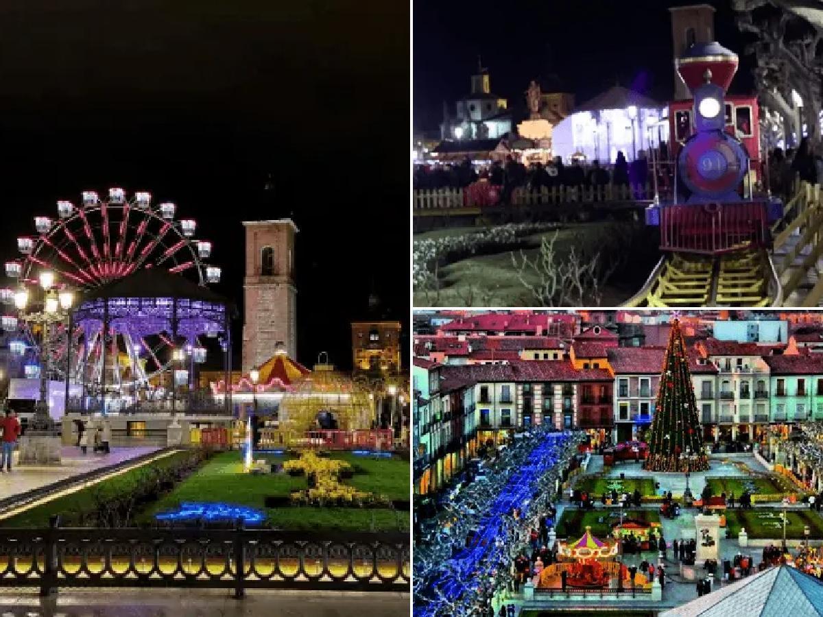 Las Navidades en Alcalá de Henares