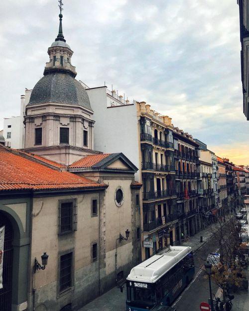 Iglesia se San Sebastián, Madrid