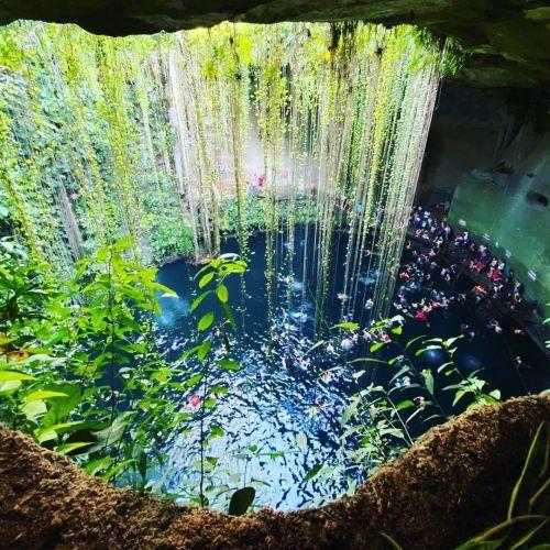 Cenote Chichén Itzá