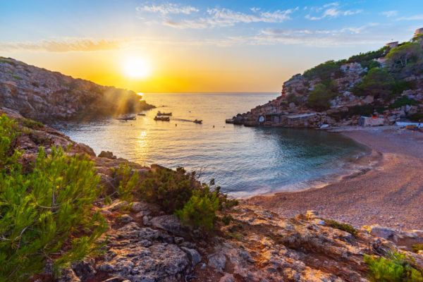 Ibiza cala carbo