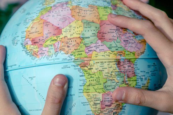 Capitales africa